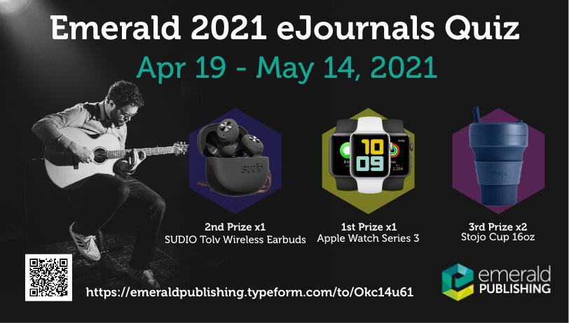 Emerald 2021 eJournals Quiz